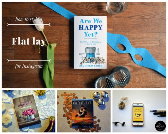 What is a flat lay? It's when you take a photo from above, parallel to the styled objects you're shooting. It's a great way to do #bookstagrams and showcase your products in an interesting and engaging light. Try different props, backgrounds, and textures to tell a story and involve your audience.