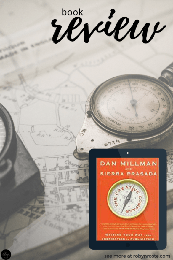 I found The Creative Compass by father-daughter authors Dan Millman and Sierra Prasada took me on quite the journey. A good kind of journey, but a long one.