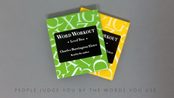Word Workout by Charles Harrington Elster [review]