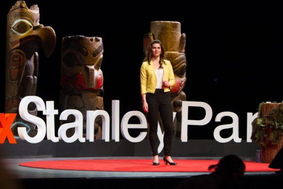 TEDxStanleyPark 2016 Videos Jessica-Pautsch