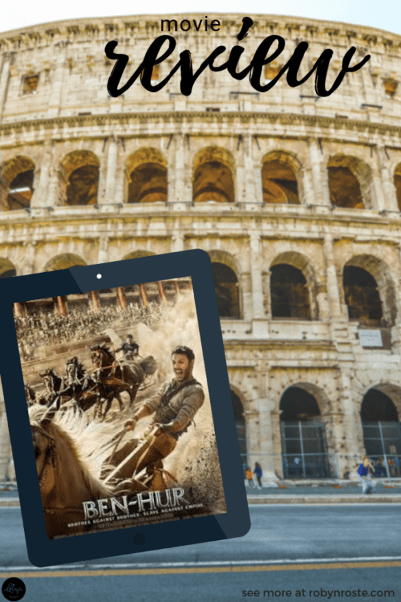 Before Ben-Hur (2016) was released I saw a 15-minute preview. It was still in post production and there were some glitches but it was an impressive preview.
