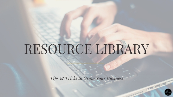 Robyn Roste Resource Library