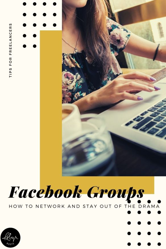 These Facebook Group tips will help you network without going down the drama rabbit hole. Why would you want to participate in groups? They're an interesting ecosystem within the social media behemoth. For example, many successful Facebook Groups provide small, safe spaces for likeminded individuals to connect. And many groups have the added benefit of being secret or private, so your group activities aren't revealed to your friends or followers.