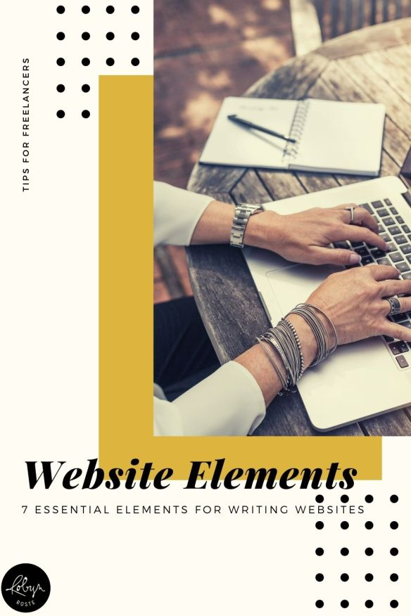 What should a freelance writer website look like? Why do you even need a website? What are the essential freelance writer website elements anyway?