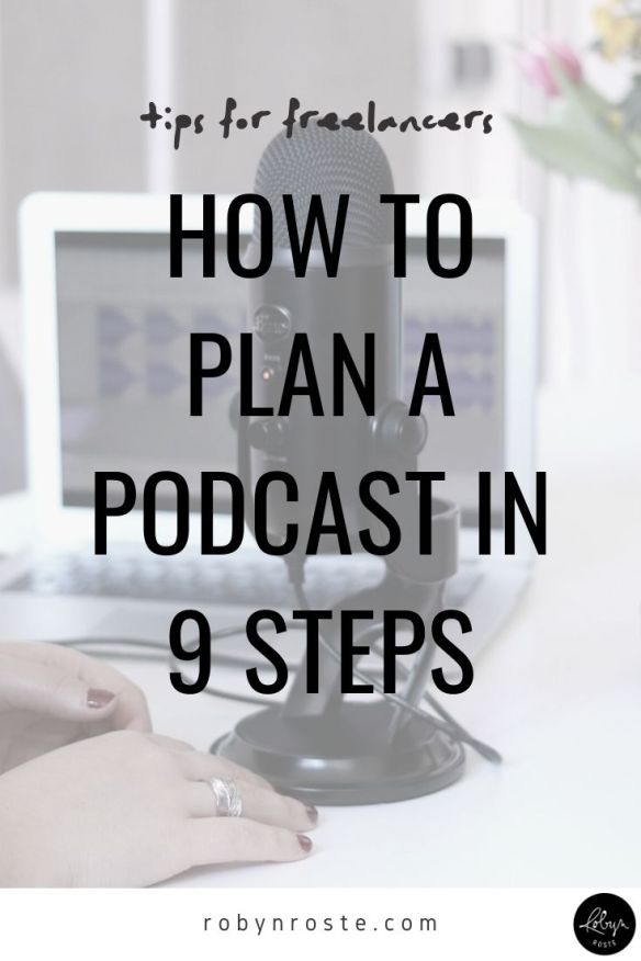 First things first, this is not a technical how-to create and produce a podcast guide. This is the step you take before that. Yes. I'm saying think about your podcast ahead of time and develop a strategy. AKA this is a training on how to plan a podcast.