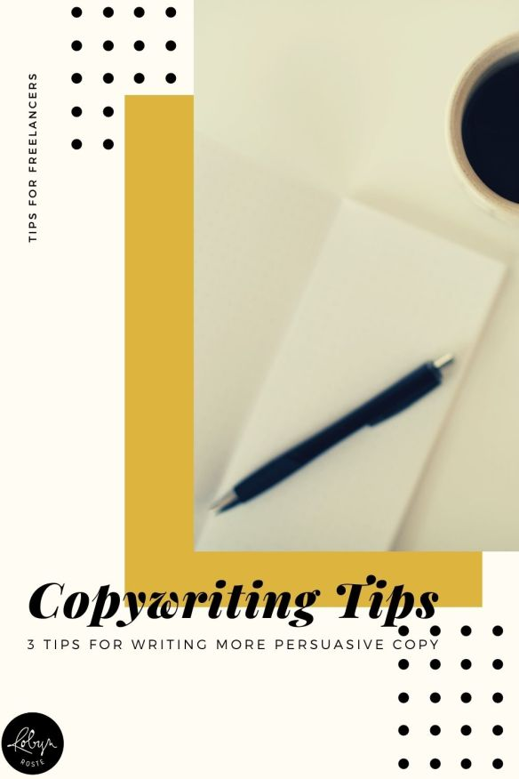 Writing persuasive marketing copy is both art and science. And takes creativity and skill! But before you get intimidated by the idea of crafting compelling content that motivates people to take action let's break it down.