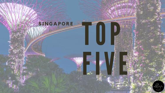 Singapore Top Five