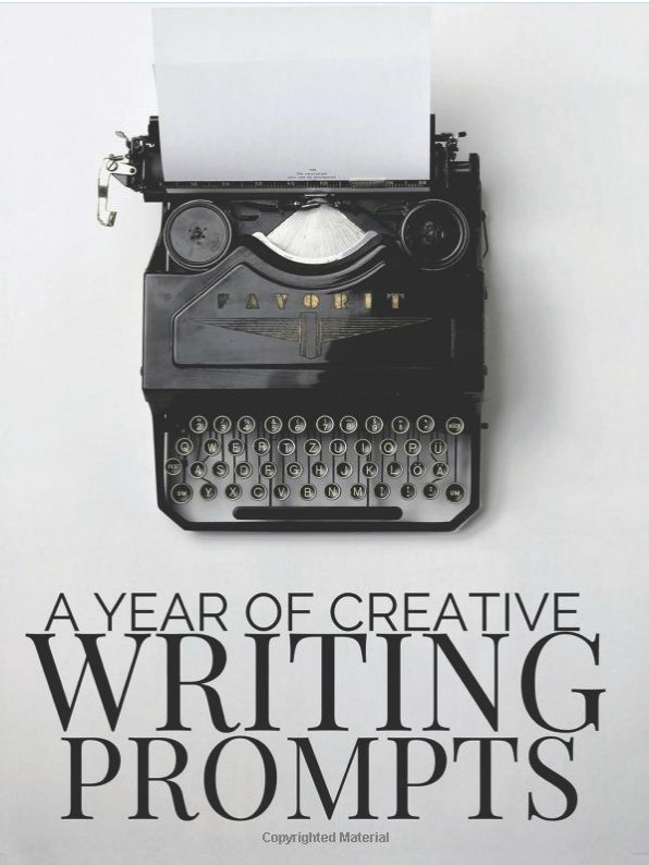 Gifts for writers A Year of Creative Writing Prompts