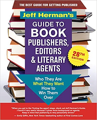 Jeff Herman Guide to Book Publishers