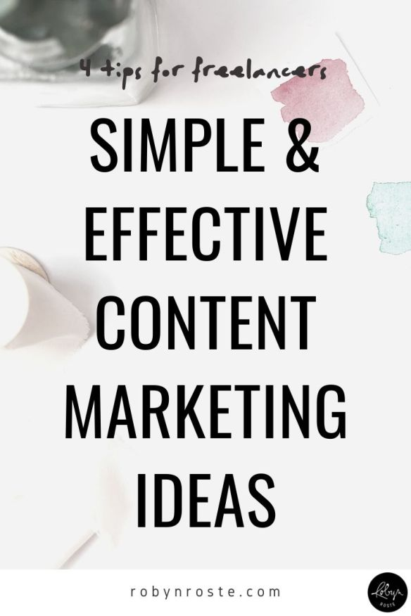 If you're a business owner or freelancer on any level you know the importance of keeping the content marketing ideas flowing. Without solid systems in place keeping up with marketing it's easy to let things slide. Because being creative and keeping your name top of your prospect's mind can become a full-time job if you let it.