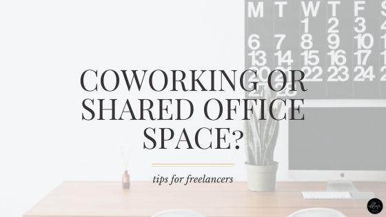 Coworking Space or Shared Office Space, Which Is The Right Choice?