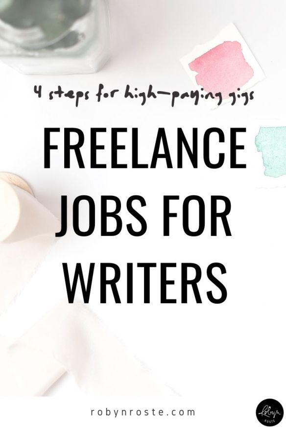 So you've decided to look for freelance jobs and you hope it will be for writing. While much of my advice is relevant to writers who are already freelancing or entrepreneurs who need to use content marketing to advance their business, I know many people also wonder how on earth they could get paid to write.