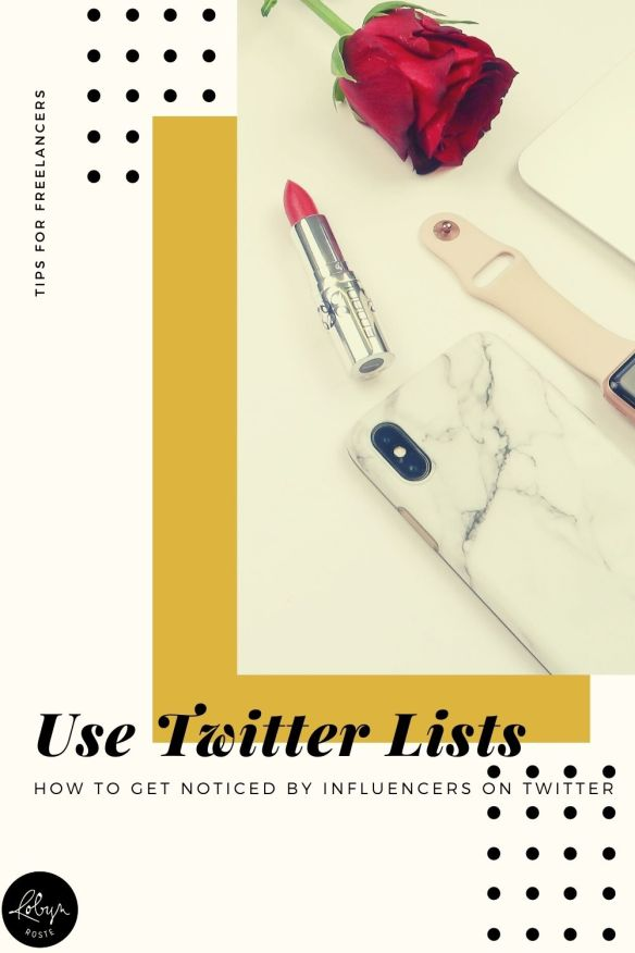Using lists on Twitter is one of the best ways to get noticed by influencers (or anyone really). Here is a quick overview and tutorial + best practices.