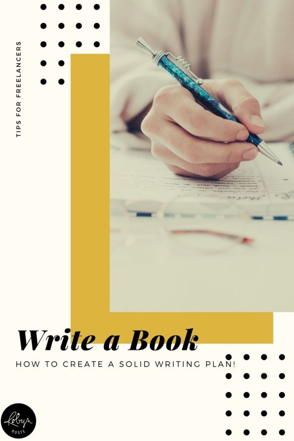 If you want to write a book but don't know what to do next, you're in the right place. This workbook will guide you through the four steps you need to take BEFORE you start writing.