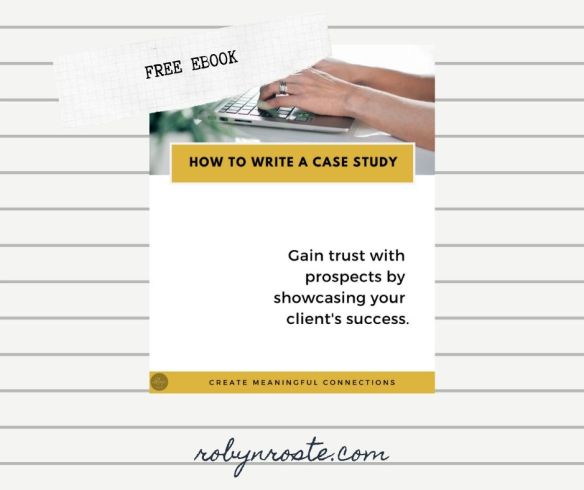 How to Write a Case Study free ebook