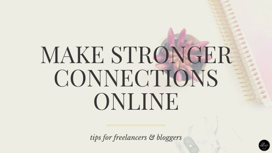 Make Stronger Connections with Your Ideal Clients