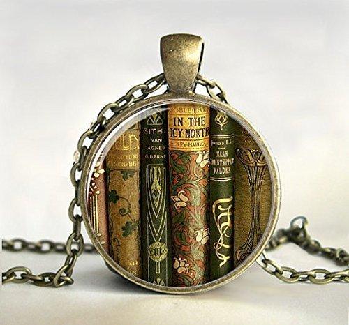 Books pendant