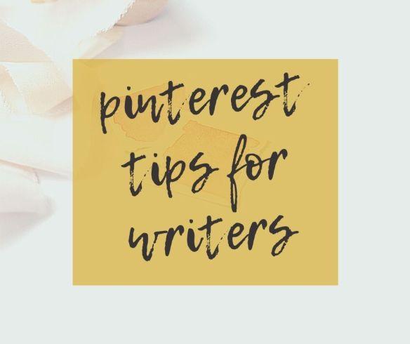 Pinterest tips for freelance writers