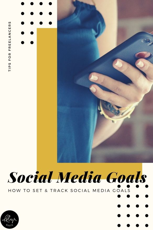 We need social media goals because we need to know our time is worth spending on social media. How can you figure this out? By reaching goals that move your business ahead. How do you reach those goals? First you need to set them.