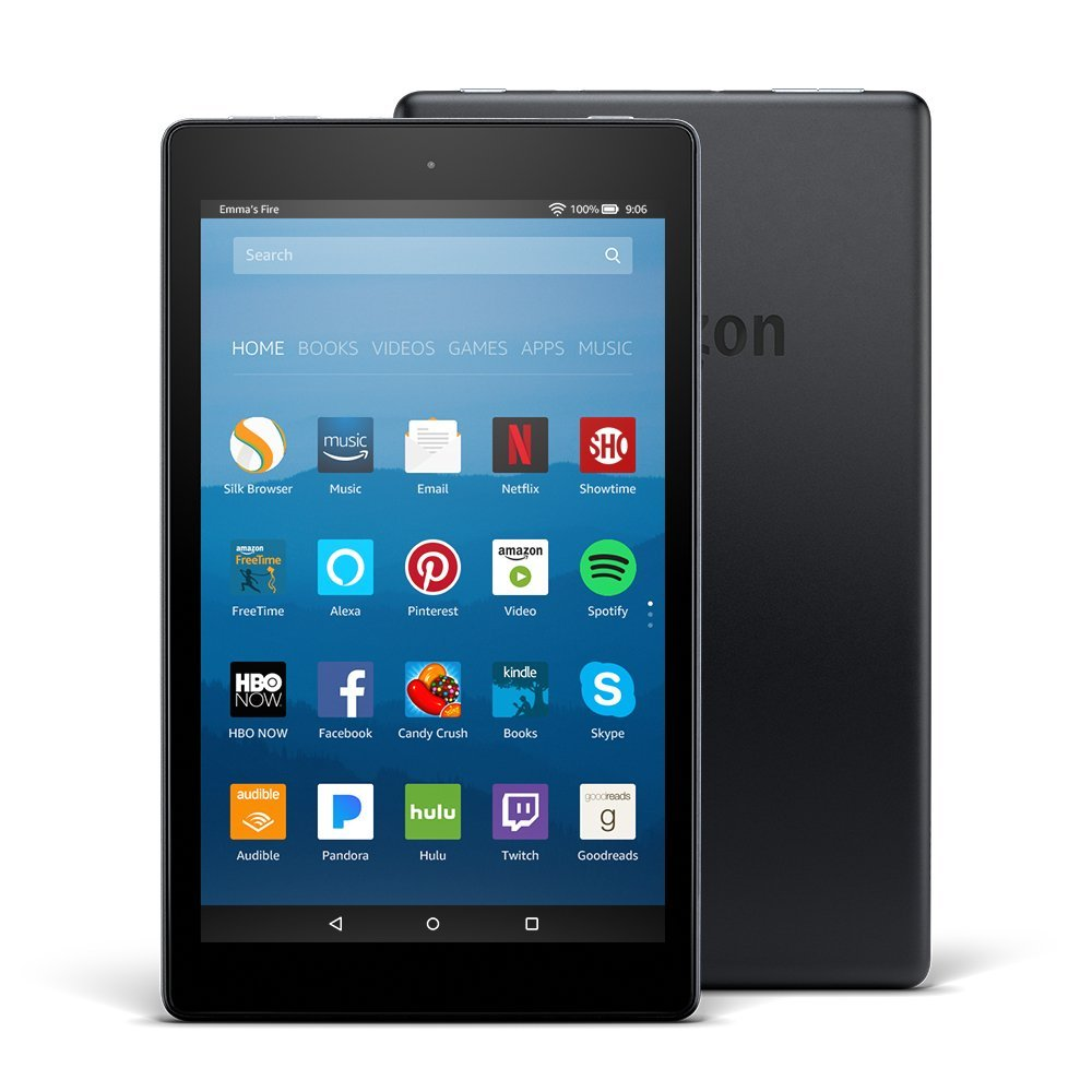 Gifts for writers Alexa tablet