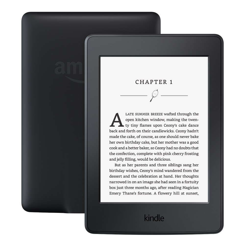 Gifts for writers Kindle tablet