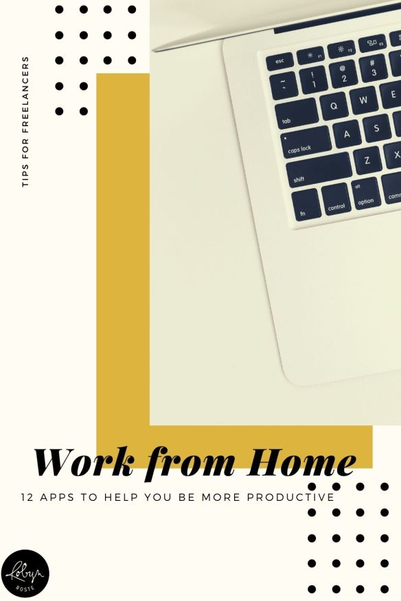When you're thrust into working from home it may seem like a big learning curve. But with the right tools and apps your remote work experience can be just like working in the office. Or not, the choice is yours. But it's nice to have options.
