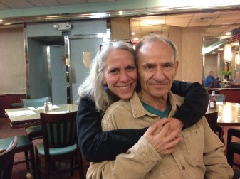 Robyn w/her dad