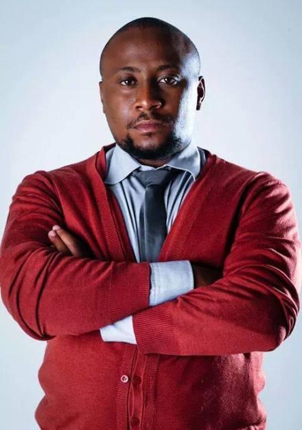 Tony Miyambo. Photograph courtesy So Solo Festival, Wits University.