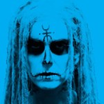 Sheri Moon Zombie features on the new blue series teaser poster for Rob Zombie's The Lords of Salem