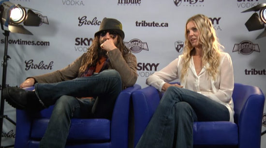 Rob and Sheri Moon Zombie speak to Tribute.ca