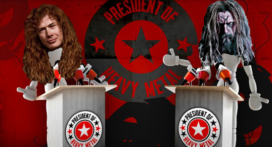 Vote for Rob Zombie