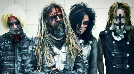 Rob Zombie displays 'Unfathomable levels of charisma' at London show – ROB  ZOMBIE