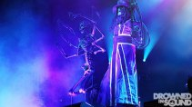 Rob Zombie at o2 London. Photo by Burak Cingi for Drowned in Sound