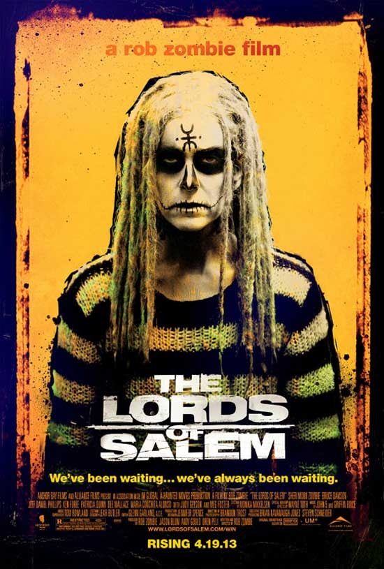 The Lords of Salem large official poster