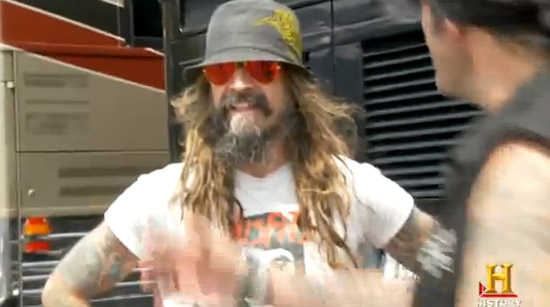 Rob Zombie Counting Cars