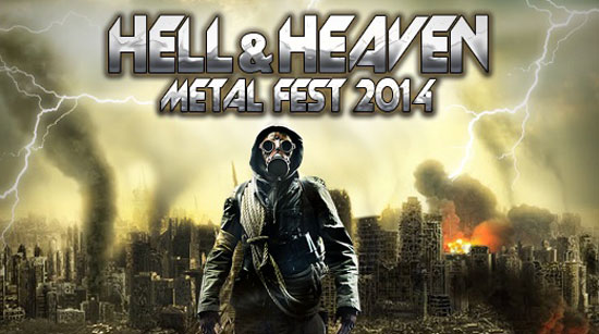 Hell and Heaven Metal Fest 2-14