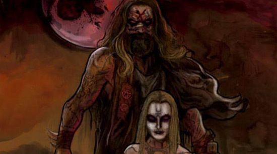 FANGORIA Legends Rob Zombie