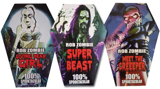 Rob Zombie candy