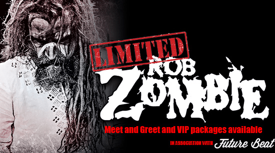 Meet and greet rob zombie meet and greets for rob zombie return of the dreads tour now available m4hsunfo