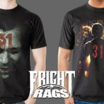 31 shirts Fright Rag