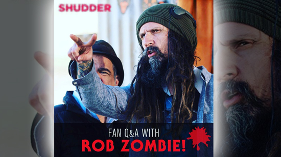 Shudder Rob Zombie Fan Q&A 31 Part 2