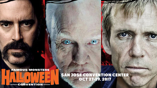 Famous Monsters Halloween Convention 2017