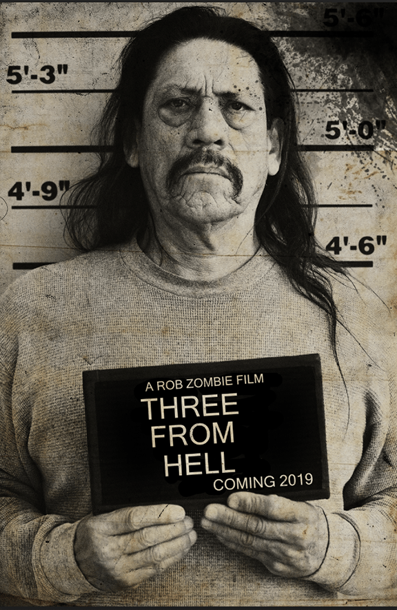 Rondo Three From Hell Danny Trejo Three From Hell