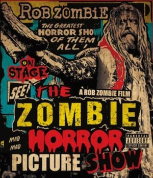 The Zombie Horror Picture Show cover