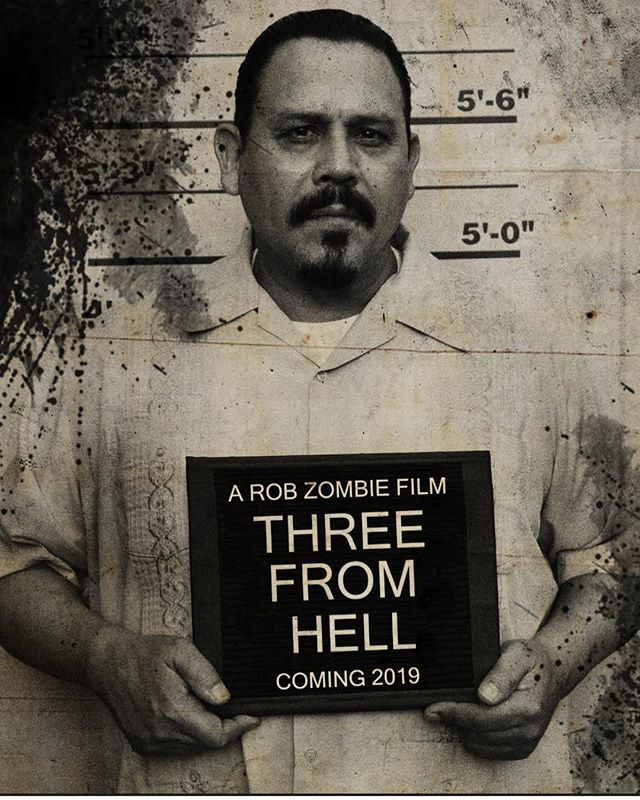 Emilio Rivera Three From Hell