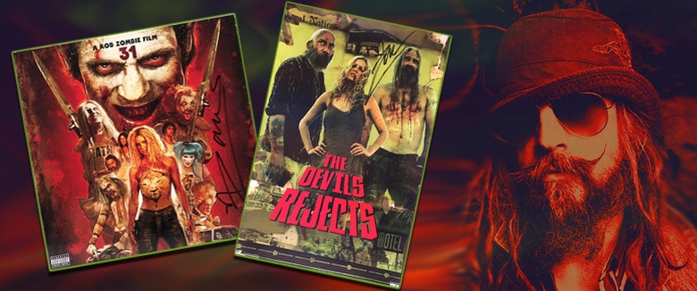 Rob Zombie 13 Nights of Halloween contest