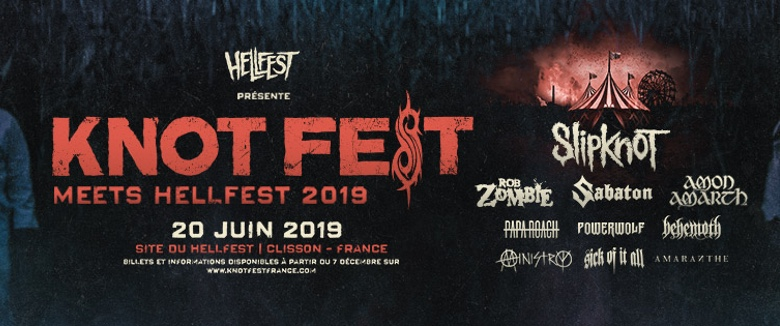 Knotfest Meets Hellfest 2019 Rob Zombie