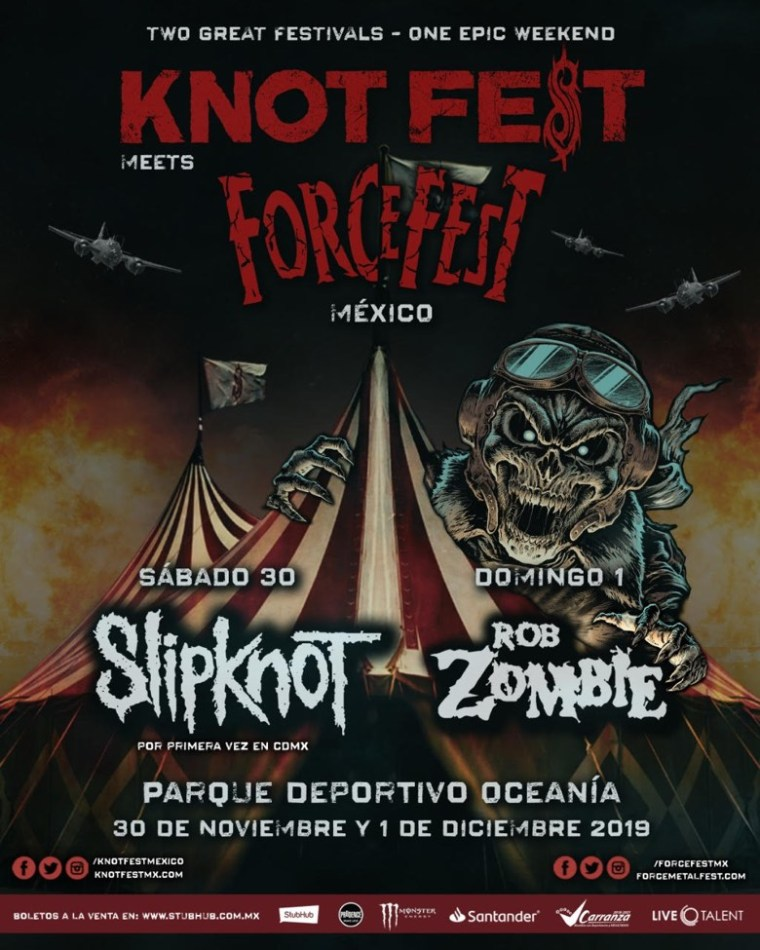 Knotfest Forcefest 2019
