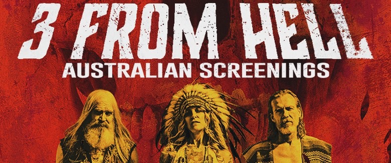 2 From Hell Rob Zombie Australian release