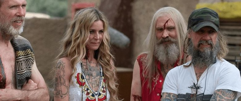Richard Brake Sheri Moon Zombie Bill Moseley Rob Zombie 3 From Hell